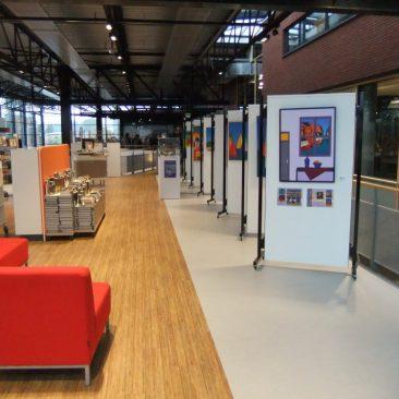 Locatie FlevoMeer Bibliotheek Dronten/De Meerpaal