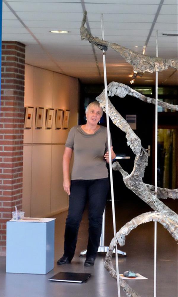 Thea Figee vertelt over haar werk