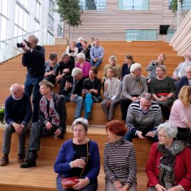 Opening expositie Aeres Hogeschool Dronten <br/ >april 2016