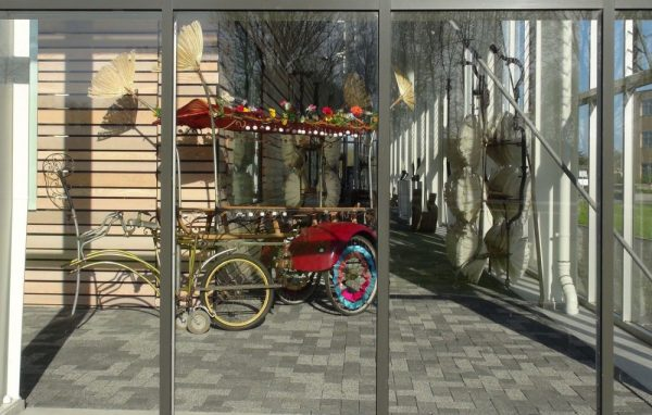 work#art: Bert vd Sluijs en Douwe Buwalda