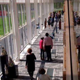 Opening expositie Aeres Hogeschool en Bedrijvencentrum<br/ >april 2017