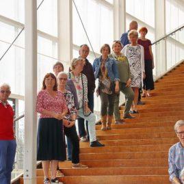 Opening expositie Aeres Hogeschool en Bedrijfskunst Aeres Bedrijvencentrum april 2018