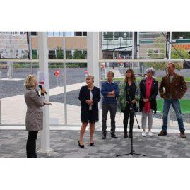 Opening expositie Aeres Hogeschool Dronten 22 september 2018