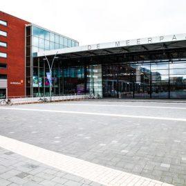 FlevoMeer Bibliotheek / De Meerpaal <br/ >sept 2019