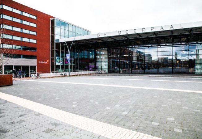 FlevoMeer Bibliotheek Dronten/De Meerpaal